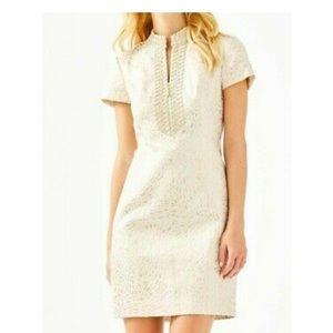 EUC Lilly Pulitzer Adrena Shift Dress